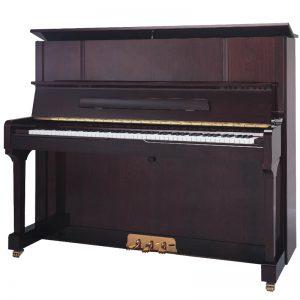 پیانو آکوستیک هایلون مدل HU 125 a BK Hailun upright Piano | کیمیای هنر