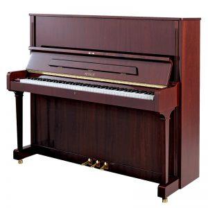 بررسی پیانو پتروف مدل p125 G1 MHP Petrof upright piano | کیمیای هنر