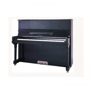 بررسی پیانو آکوستیک هایلون مدل HU 125 a BK Hailun upright Piano | کیمیای هنر
