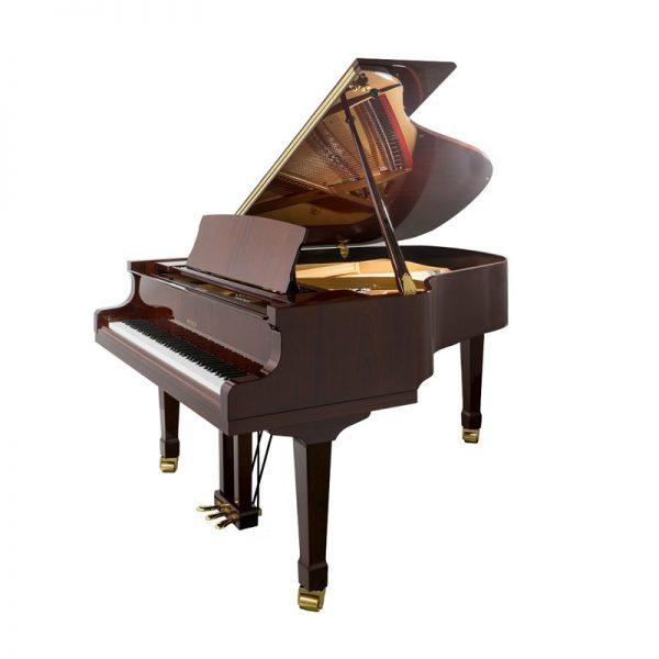 پیانو پتروف مدل Grand P173 Breeze طراحی والنات