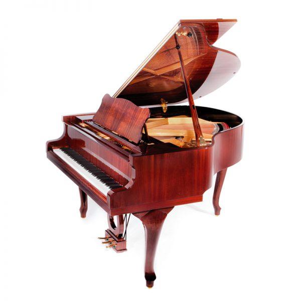 پیانو پتروف مدل Petrof grand P159 bora طرح demichippendale