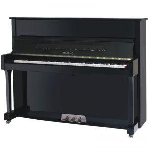 بررسی پیانو آکوستیک هایلون مدل HL 120 SE BK Hailun upright Piano | کیمیای هنر