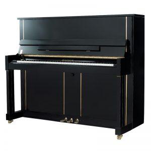 پیانو آکوستیک هایلون مدل H-3p upright Piano رنگ ماهاگونی | کیمیای هنر